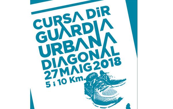 La sexta Cursa DiR Guardia Urbana espera a 10.000 corredores