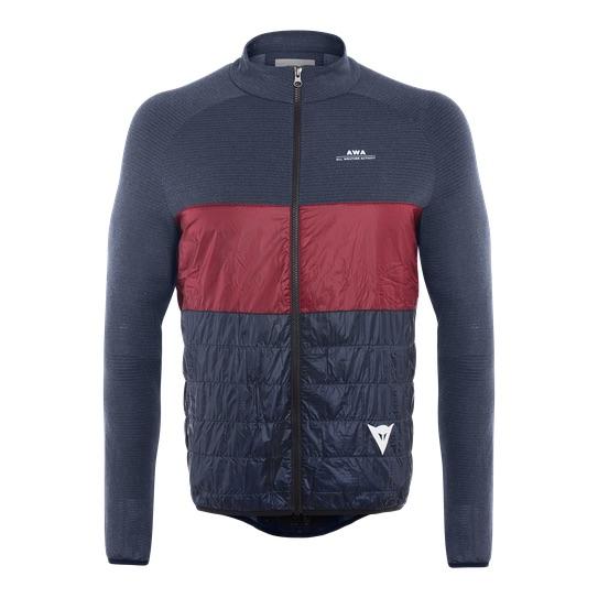 Polartec y Dainese lanzan una innovadora chaqueta cortavientos para ciclistas