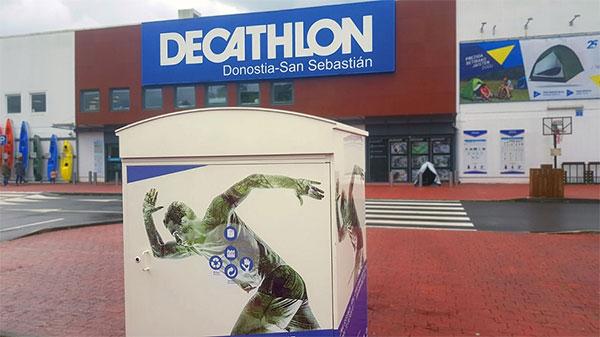 Decathlon promueve el reciclaje de productos deportivos