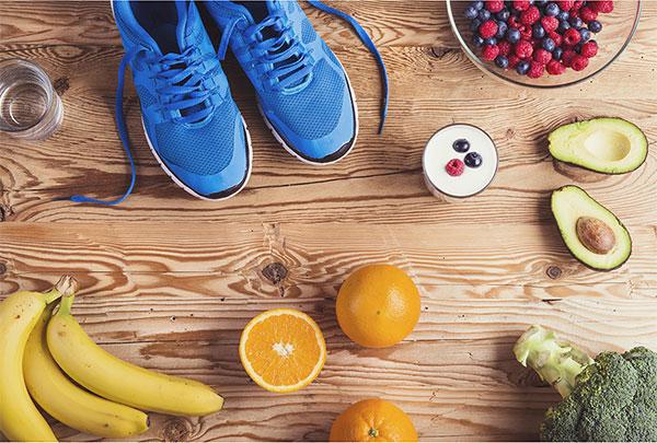 Comer bien para correr mejor