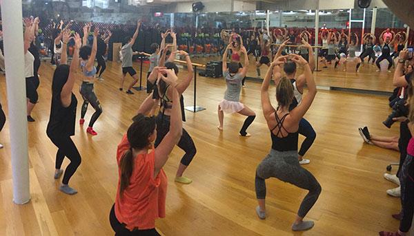 Grupo Duet amplía su oferta de clases con Ballet Fit