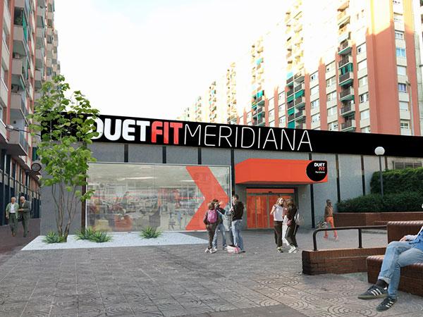 Duet pacta con El Corte Inglés la apertura de un gimnasio en Meridiana