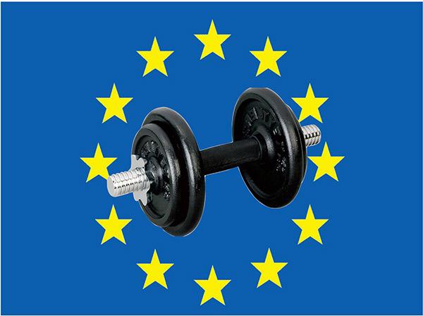 Las cifras del fitness europeo