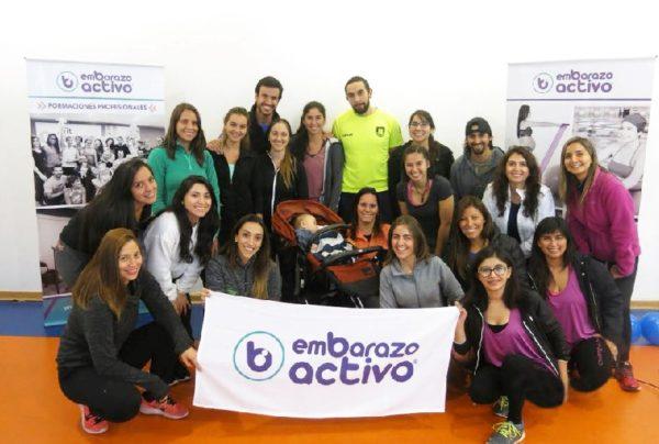 Embarazo Activo imparte formaciones en Chile