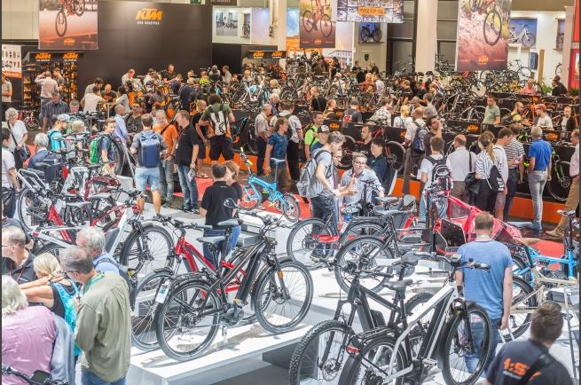 Eurobike cuelga el cartel de completo