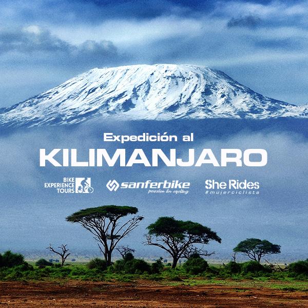 Ruth Moll quiere ser la primera mujer española en subir el Kilimanjaro en bicicleta