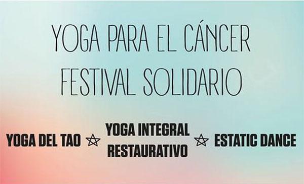 FEDA colabora con el Festival Solidario Dharma Yoga