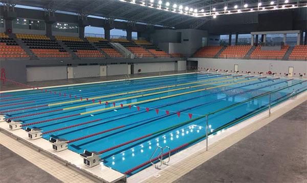 Fluidra, proveedor de las piscinas de los XIX Sukma Games Malasia