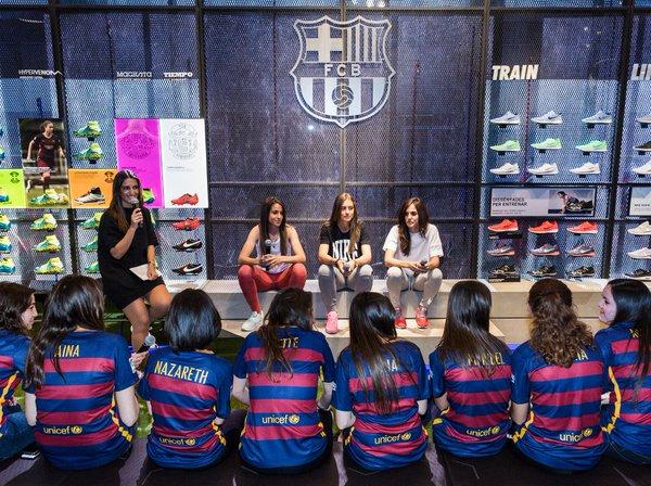 El fútbol femenino crece, pero las gamas para mujer no triunfan entre las jugadoras