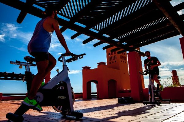 La Fit Setter, nueva figura fitness de los hoteles deportivos