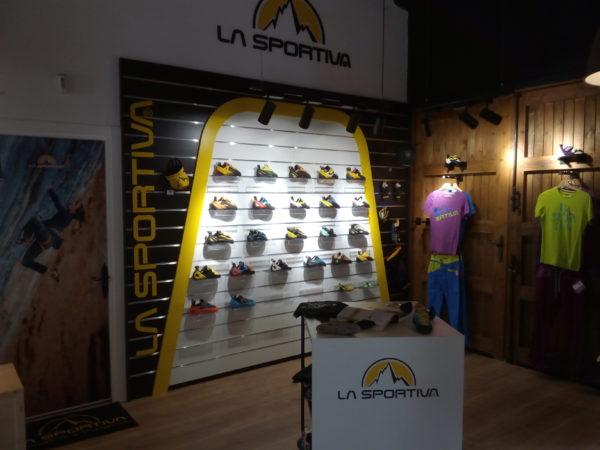 La Sportiva Climbing Store abre la temporada 2018