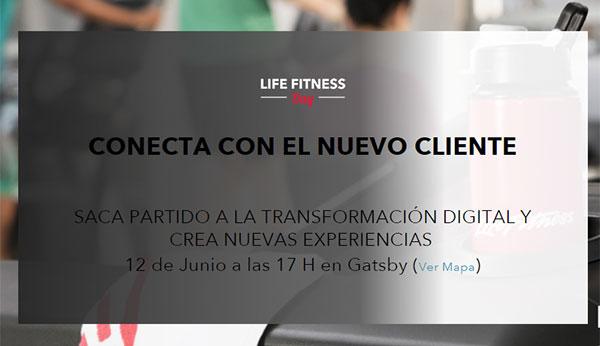 Cómo conectar con el nuevo cliente, tema principal del Life Fitness Day Barcelona
