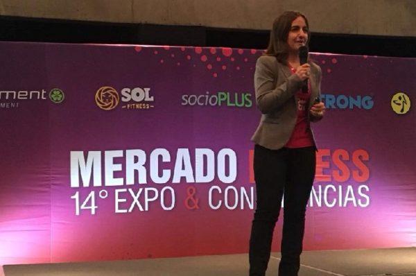 Conferencia de Mariela Villar sobre '¿Qué es eso de Emprender?'