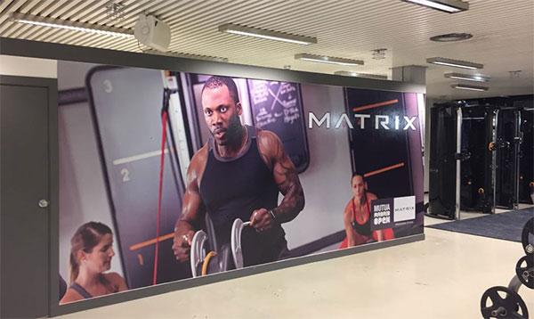 Matrix Fitness repite como proveedor del Mutua Madrid Open