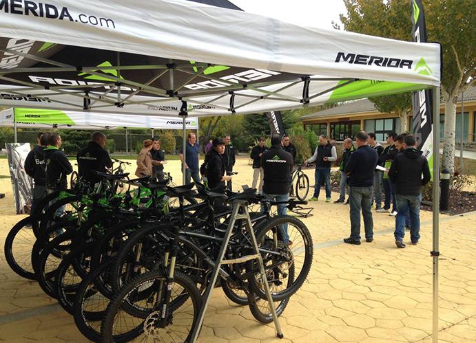 Merida Bikes busca comercial para Catalunya y Aragón