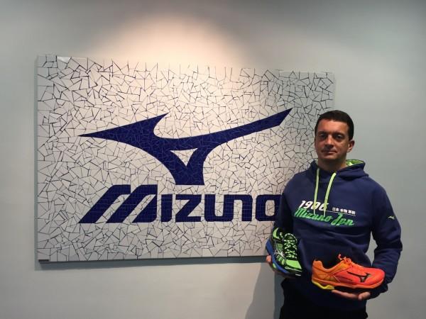 El plan de Mizuno para 'atacar' el canal sneaker