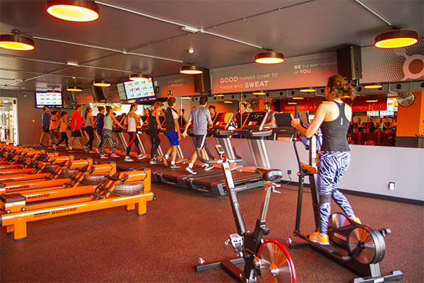 Orangetheory Fitness invierte 450.000 euros en su segundo gimnasio en España
