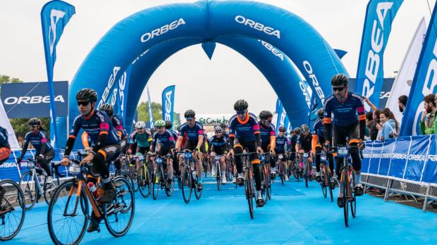 La Orbea Gran Fondo reúne a 2.700 ciclistas