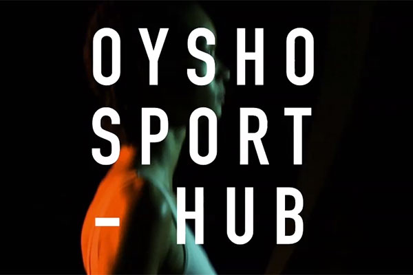 La marca de lencería Oysho abrirá dos gimnasios pop-up en España
