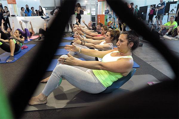 Los últimos avances en Pilates, en RiminiWellness 2018