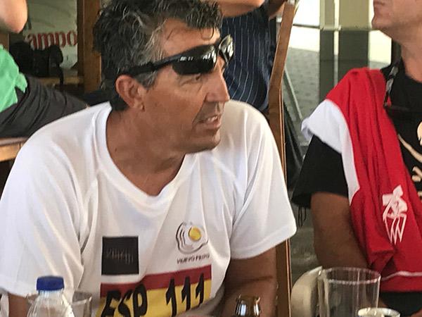 Quince inscritos en el Campeonato de Andalucía de patín a vela 2018