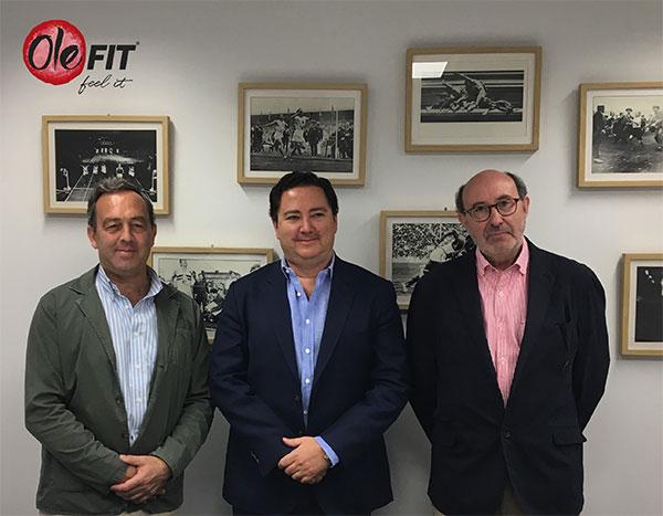 Santagadea Sport introduce Olefit en sus gimnasios