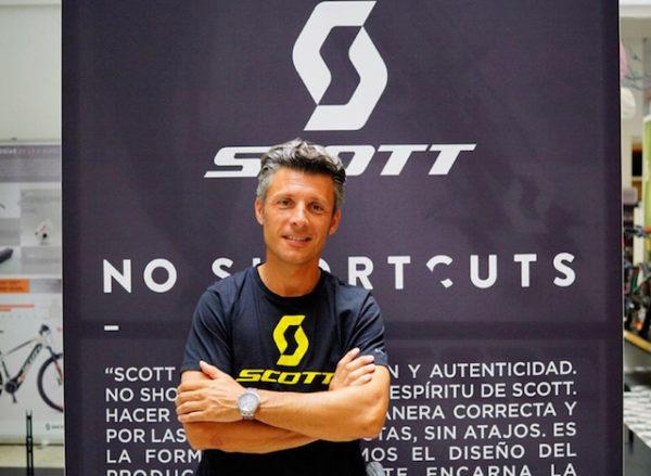 """Scott califica el primer trimestre de """"muy duro"""" para el canal ciclista en general"""