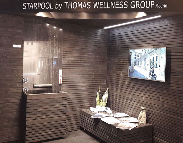 Thomas Wellness Group expondrá en Achitect @Work Madrid