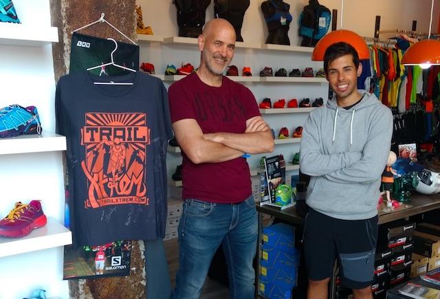 Trailxtrem cierra la tienda de Madrid capital para centrarse en la de Alcobendas