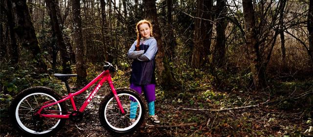 Trek lanza la bicicleta Roscoe para niño
