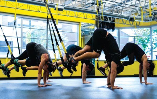 Los gimnasios oficiales TRX llegarán a España a finales de 2018