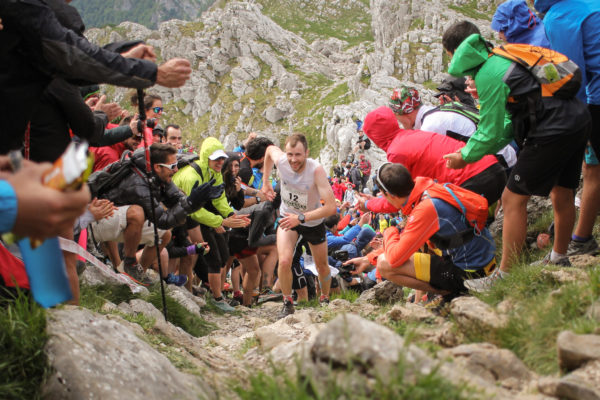 La Zegama-Aizkorri volverá a reunir a la élite del trail running