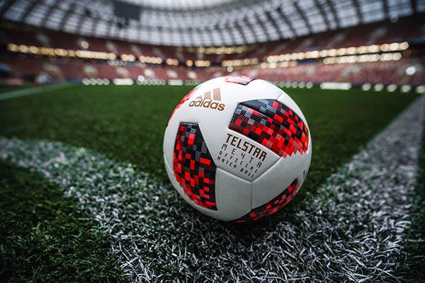 Adidas revela el balón oficial de las eliminatorias del Mundial de Rusia