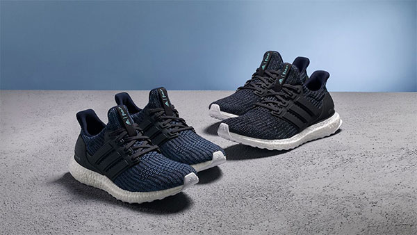 La Adidas UltraBoost Parley se convierte en la zapatilla oficial de Run for the Oceans