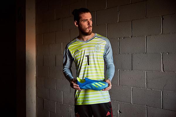 Adidas lanza un pack con las botas de fútbol del Mundial de Rusia