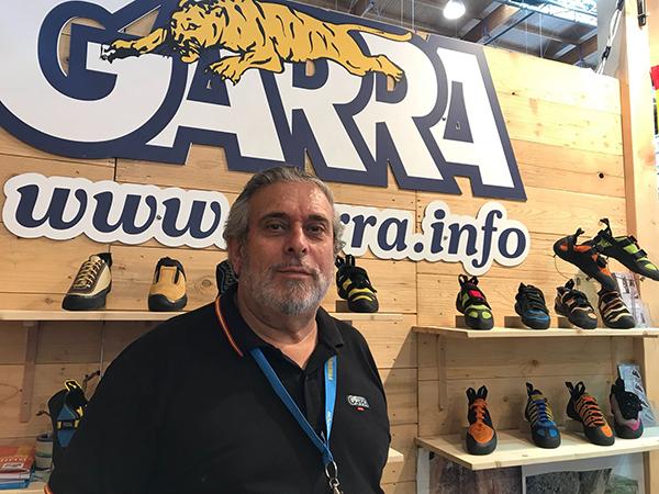 El propietario de Garra Climbing Shoes pone a la venta la empresa