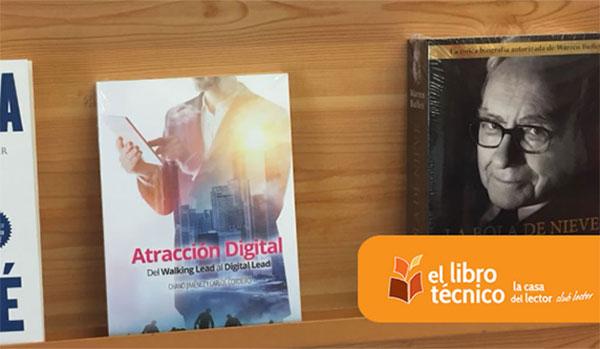 El libro Atracción Digital mejora su precio en Canarias
