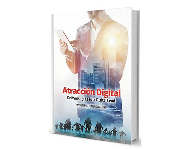 El libro Atracción Digital llega a la segunda edición