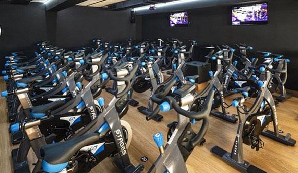 Clubs DiR apuesta por las bicicletas Stages para sus salas de cycling
