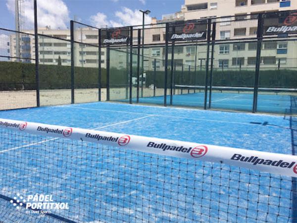Alianza entre Duet Sports y Pádel Portitxol para aumentar la oferta de pádel en Mallorca