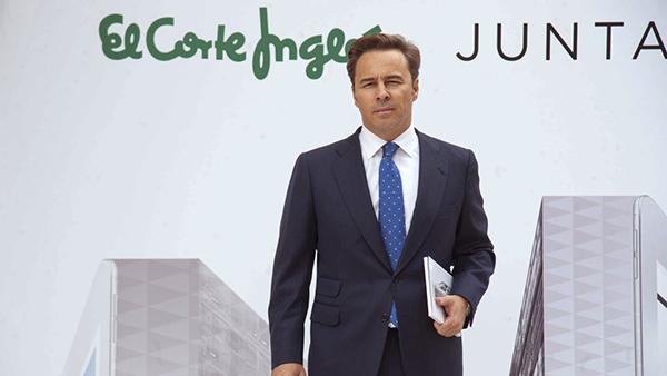 Polvorín en El Corte Inglés: el expresidente impugna su cese