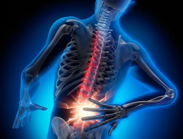 El dolor de espalda, lumbar y cervical, los más comunes en los españoles