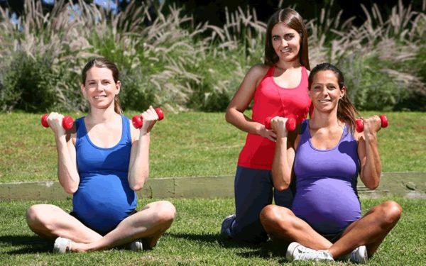 Embarazo Activo y Entrenarme firman una alianza