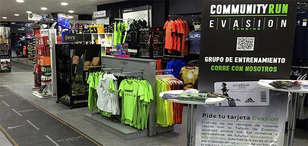 Evasion Running Castellón cierra la tienda para centrarse en la organización de eventos
