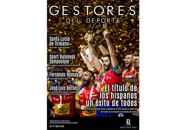 La revista Gestores del Deporte se digitaliza