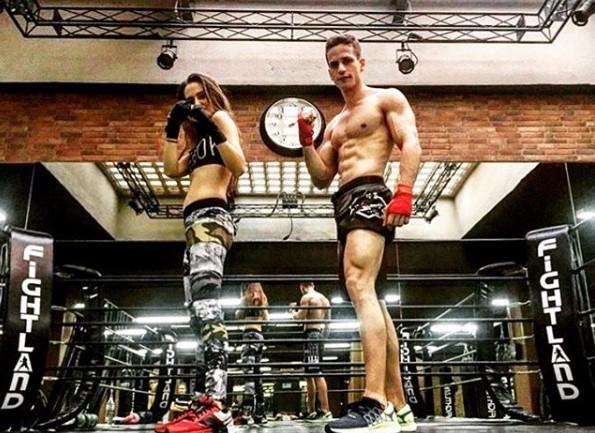 Fightland inaugura su cuarto club de boxeo