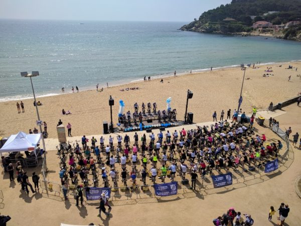 Fit4Life celebra su 8ª edición del Cycling Tour Costa Brava