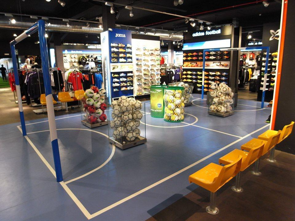 El fútbol sala gana peso en las tiendas y sigue creciendo a ritmo de doble dígito