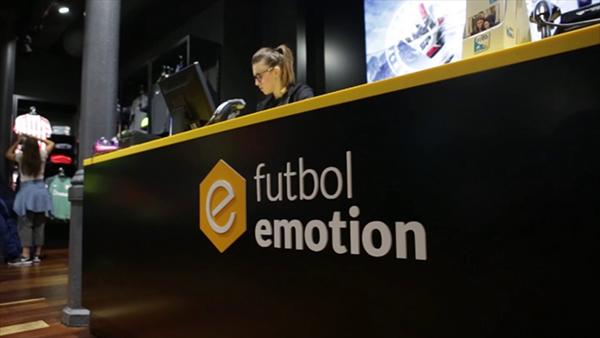 Fútbol Emotion se propone trasladar la experiencia en tienda a la venta online