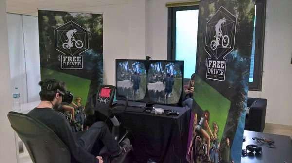 GymCraft introduce los videojuegos en las máquinas de fitness